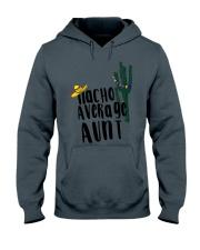 Nacho Average Aunt Hooded Sweatshirt thumbnail