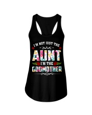 Aunt and Godmother Ladies Flowy Tank thumbnail