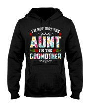 Aunt and Godmother Hooded Sweatshirt thumbnail