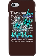 In loving memory of mom butterfly Phone Case i-phone-7-case