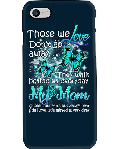 In loving memory of mom butterfly