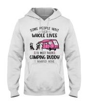 Camping Buddy Hooded Sweatshirt thumbnail