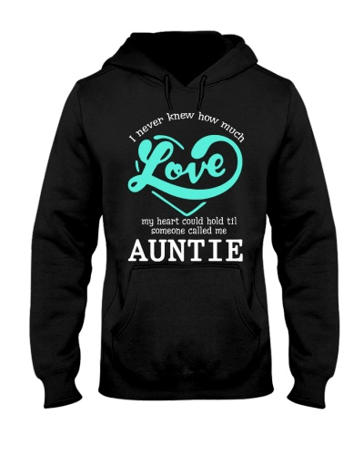 Until someone called me Auntie
