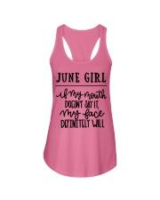 June Ladies Flowy Tank thumbnail