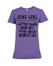 June Premium Fit Ladies Tee thumbnail