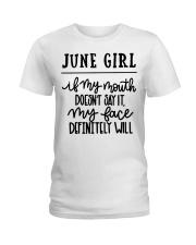 June Ladies T-Shirt front