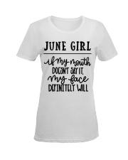 June Ladies T-Shirt women-premium-crewneck-shirt-front