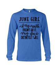 June Long Sleeve Tee thumbnail