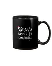 Santa's favorite Ecuadorian Mug thumbnail