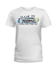 Guatemala Ladies T-Shirt front