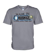 Guatemala V-Neck T-Shirt thumbnail