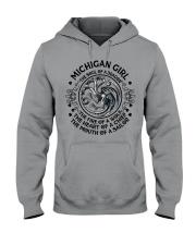 Michigan Dragon Hooded Sweatshirt thumbnail