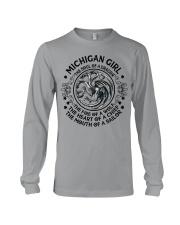 Michigan Dragon Long Sleeve Tee thumbnail