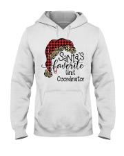 Unit Coordinator Hooded Sweatshirt front