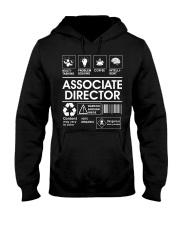 Associate Director Hooded Sweatshirt front