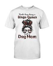 bingo queen Classic T-Shirt tile