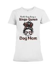 bingo queen Premium Fit Ladies Tee tile