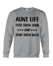 Cool Auntie Crewneck Sweatshirt tile
