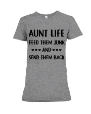 Cool Auntie Premium Fit Ladies Tee thumbnail