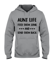 Cool Auntie Hooded Sweatshirt thumbnail