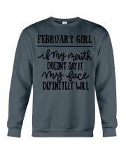 February Crewneck Sweatshirt thumbnail