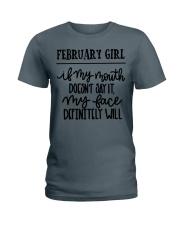 February Ladies T-Shirt tile