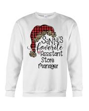 Assistant Store Manager Crewneck Sweatshirt tile