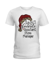 Assistant Store Manager Ladies T-Shirt thumbnail