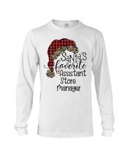 Assistant Store Manager Long Sleeve Tee tile