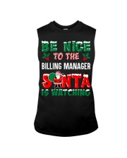 Be nice to the Billing Manager Sleeveless Tee thumbnail