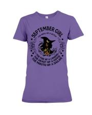 September Premium Fit Ladies Tee thumbnail