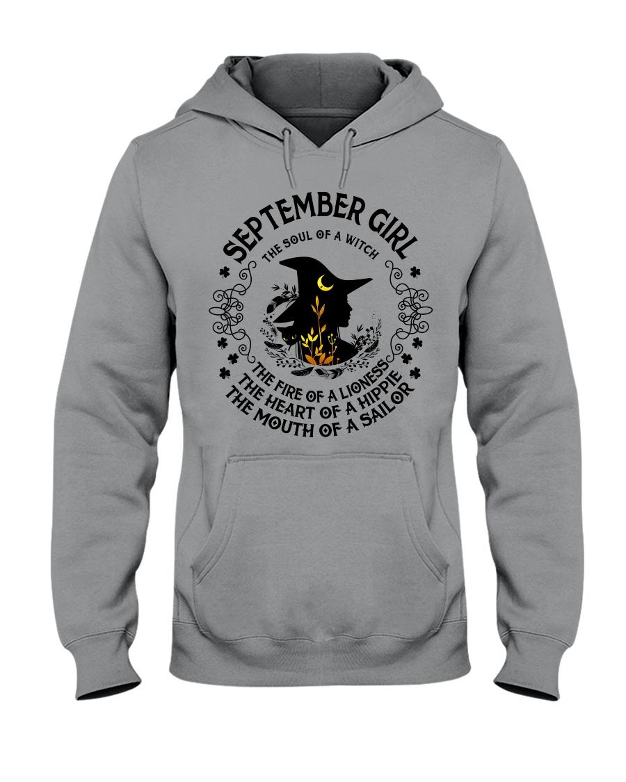 September Hooded Sweatshirt