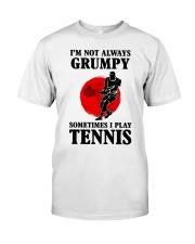 Grumpy Tennis Classic T-Shirt thumbnail