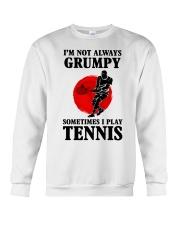 Grumpy Tennis Crewneck Sweatshirt thumbnail