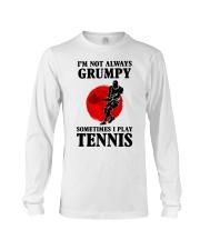 Grumpy Tennis Long Sleeve Tee thumbnail