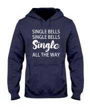 Single all the way Hooded Sweatshirt thumbnail