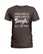 Single all the way Ladies T-Shirt thumbnail