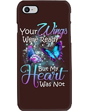 In loving memory angel butterfly Phone Case i-phone-7-case