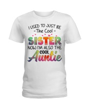 Auntie Ladies T-Shirt front