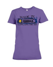 Georgia Premium Fit Ladies Tee tile
