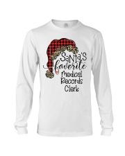 Medical Records Clerk Long Sleeve Tee tile