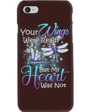 Memorial loving angel butterfly Phone Case i-phone-7-case