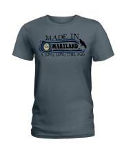 Maryland Ladies T-Shirt tile