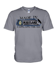 Maryland V-Neck T-Shirt thumbnail