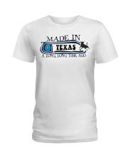 Texas Ladies T-Shirt front