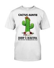 Cactus Auntie Classic T-Shirt thumbnail