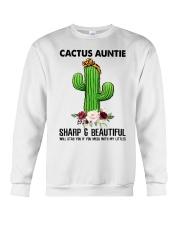 Cactus Auntie Crewneck Sweatshirt thumbnail
