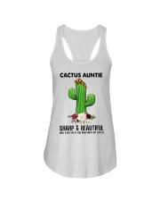 Cactus Auntie Ladies Flowy Tank thumbnail