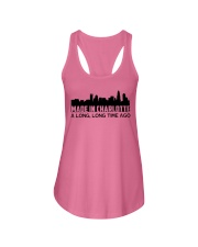 Charlotte Ladies Flowy Tank tile