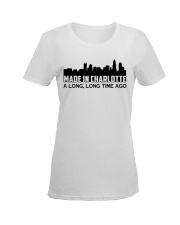 Charlotte Ladies T-Shirt women-premium-crewneck-shirt-front